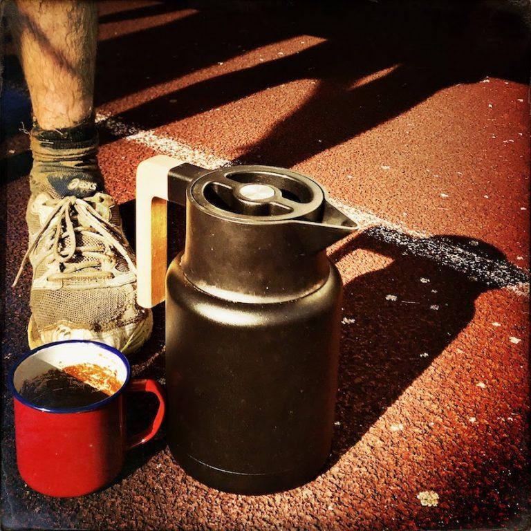 Pu Erh Tee und Sport