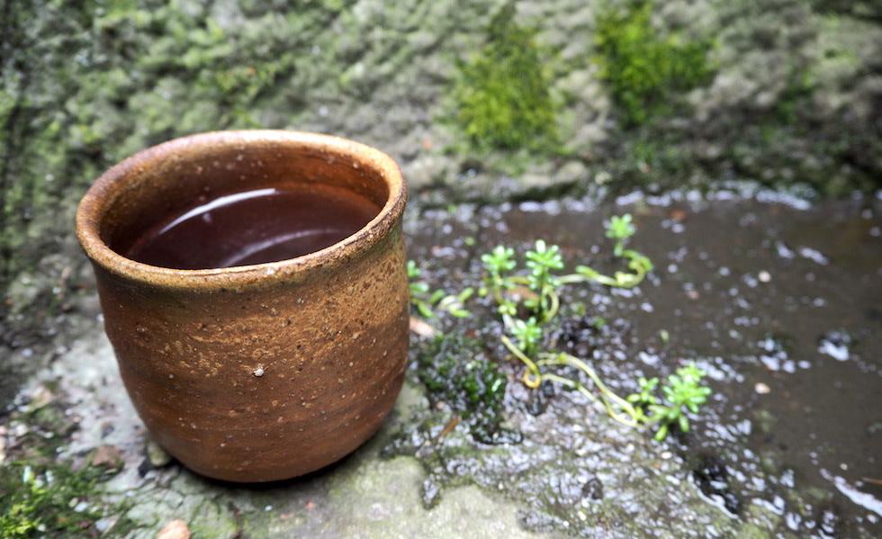 Zeit für Tee Tasse